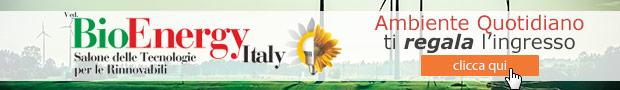 Biglietto GRATIS per BioEnergy Italy