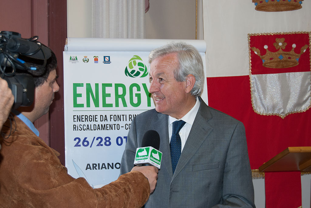 Conferenza stampa di apertura di Energy Sud