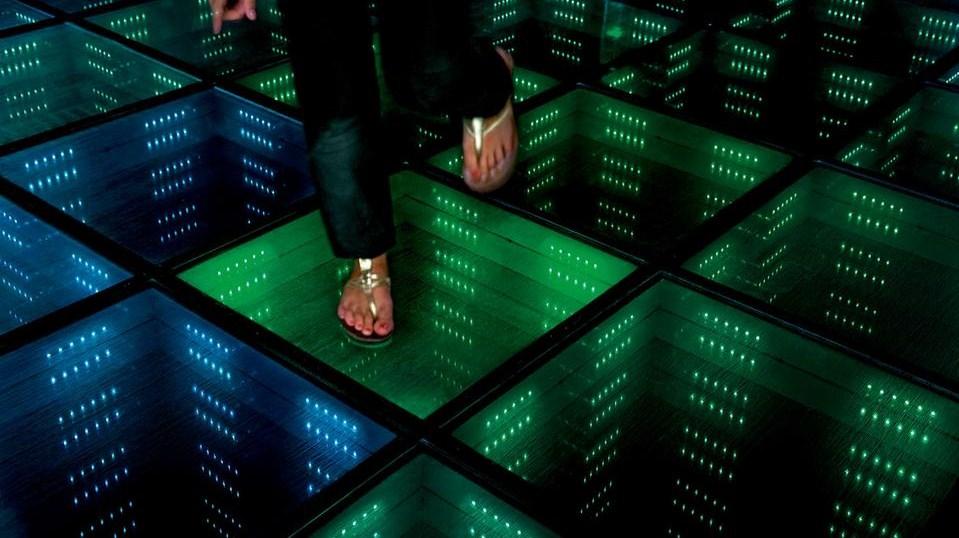Discoteca ecosostenibile Watt di Rotterdam