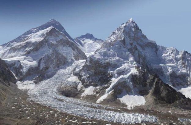 Foto Everest da 2 Gigapixel