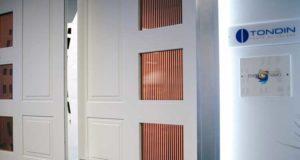 porta per interni con solare