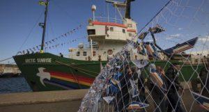 Greenpeace canale sicilia