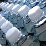 acque in bottiglia