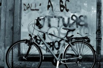 """Fuori concorso – Premio Speciale FIAB """"Ripartire dall' A BC"""" di Lorenzo Stella, classe 4° A Grafico Pubblicitario - Istituto Professionale E. Orfini, Foligno"""
