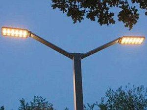 I led tecnologia di illuminazione a basso impatto ambientale