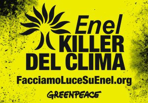 Greenpeace vs Enel