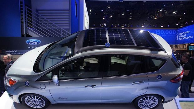 Ford Energia Solare
