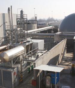 impianto cogenerazione inalca