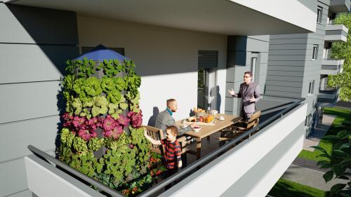 Orto In Terrazza Photos - Modern Home Design - orangetech.us