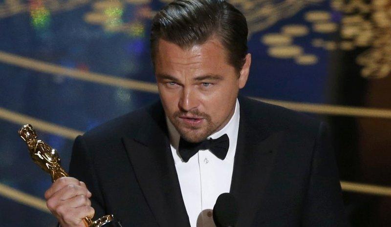 Di Caprio Oscar