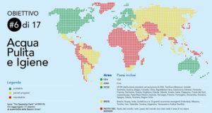 acqua pulita obiettivo 6 delle nazioni_unite