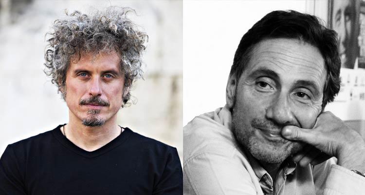 Nicolò Fabi e Mario Tozzi