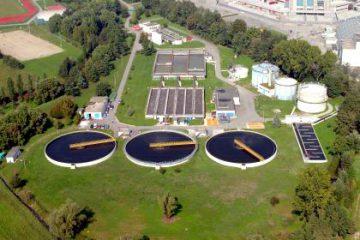 Impianto di depurazione SIEMENS di Assiago
