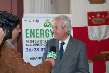 Conferenza stampa di presentazione di Energy Sud