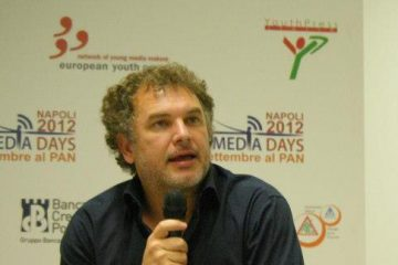 """Il giornalista """"antimafia"""" de L'Epresso Lirio Abbate"""