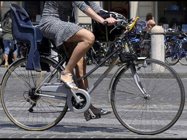 bici donna