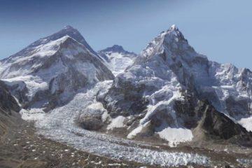 Foto Everest da 2 giga pixel
