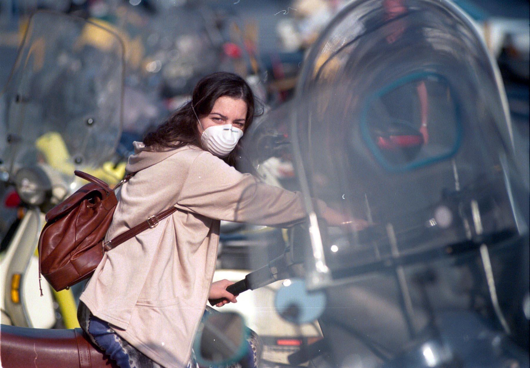 smog aria