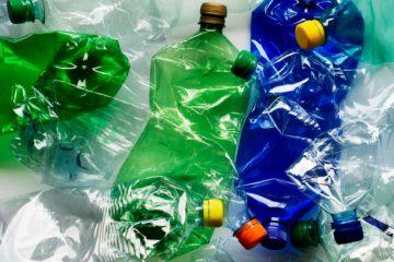 plastica bottiglie