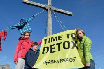 #detox @Greenpeace