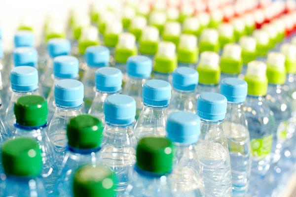 plastica bottiglie riciclo