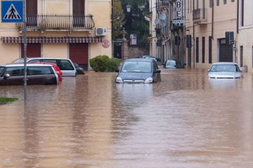 Alluvione Padovano 2010