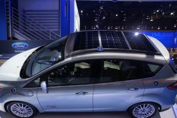 Ford a Energia Solare