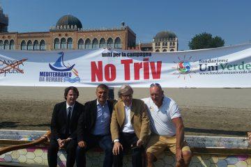 Campagna No Triv Lido di Venezia