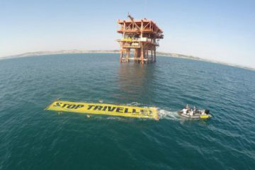 stop trivelle greenpeace